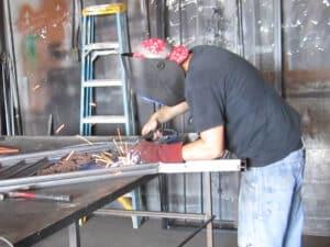 Custom Fabrication New Orleans - Crescent Iron Works