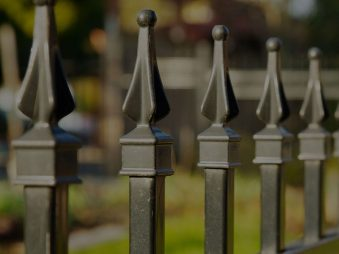 Custom Fence New Orleans - Crescent Iron Works