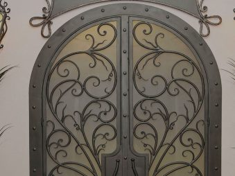 Gate New Orleans - Crescent Iron Works