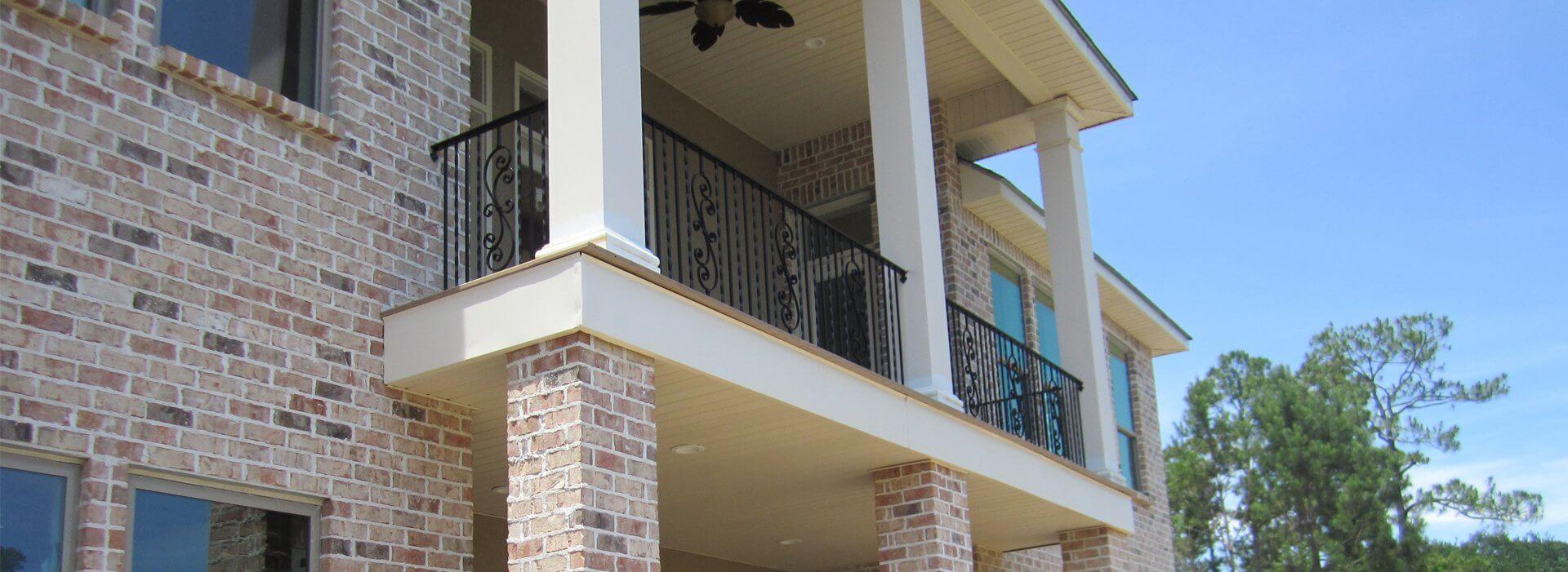 Porch Enclosures - Crescent Iron Works