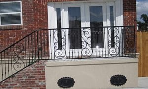 Railings New Orleans - Crescent Iron Works