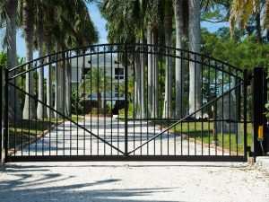 Gate in New Orleans - Big Easy Iron Works