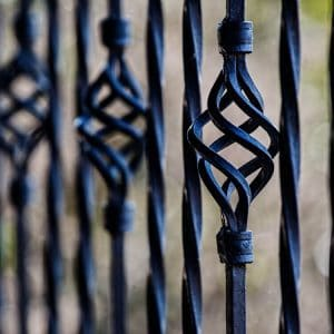 Fence New Orleans - Crescent Iron Works
