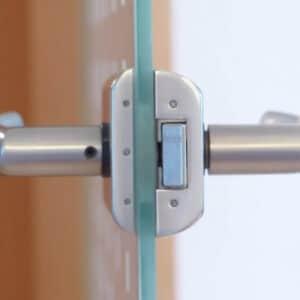 Custom made security doors - Big Easy Iron Works