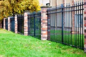 Iron Fence   Crescent City Ironworks