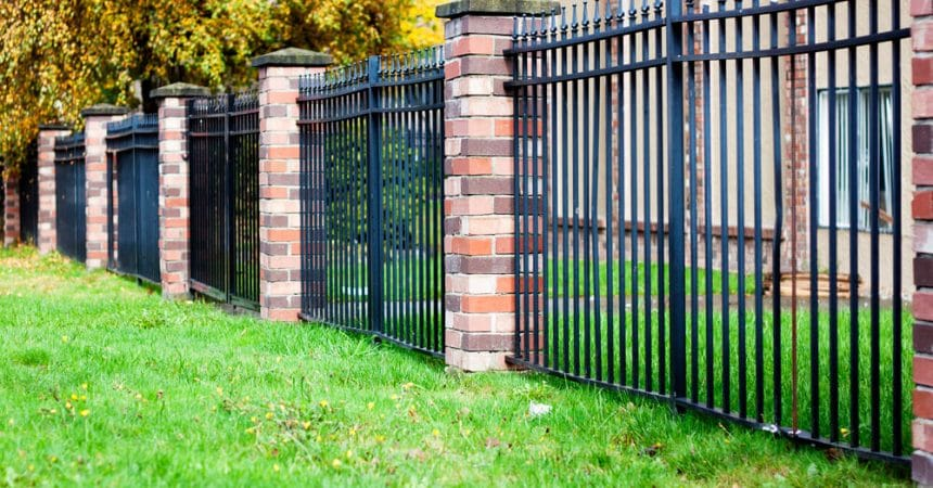 What Is The Average Cost of An Iron Fence? Blog-Image