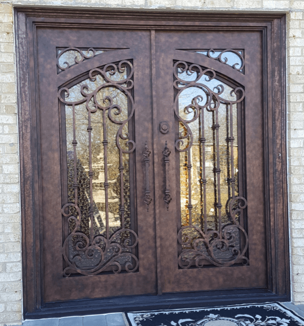 Why Upgrading to a Wrought Iron Door   Big Easy Iron Works