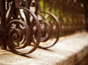 Wrought Iron Scrap Value - Big Easy Iron Works