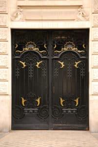 Iron Doors Advantages for Home-Bigeasyiron works.com