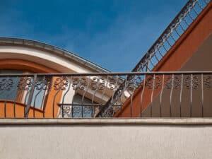 Wrought iron railings- Bigeasyironworks.com