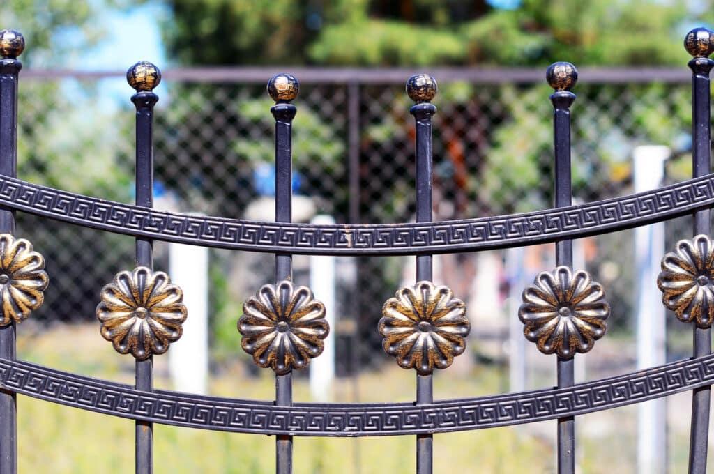 custom iron fence new orleans - Big Easy Iron Works