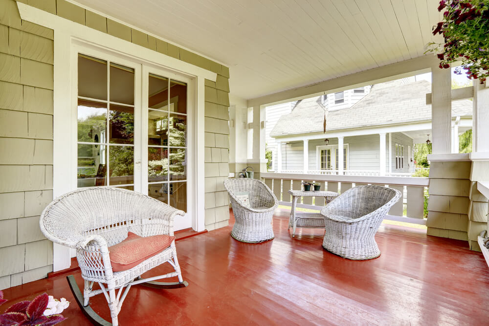 How Much To spend in Enclosing a Porch