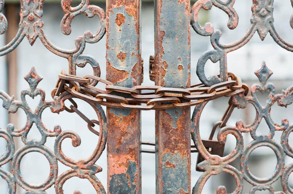 Tips on How to Restore an Iron Gate
