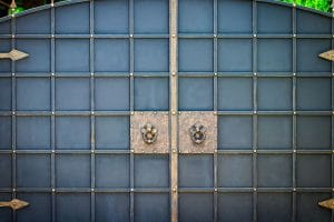 Wrought iron gates-Bigeasyironworks.com